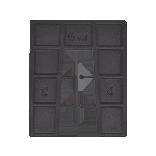 C 6mm